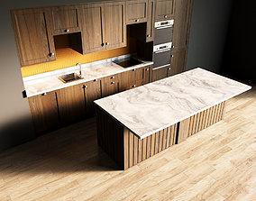 3D model granite 100-Kitchen4 texture 9
