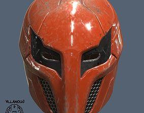 3D printable model Red Hood Injustice 2 Helmet