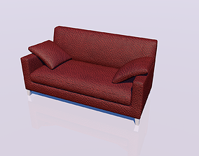 Couch 3D modern