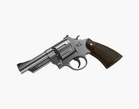 Revolver bullet 3D model
