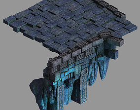 Zhentian Palace-Stone Pile 02 3D