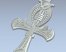 3D printable model Ankh the Key of Life