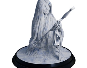 Lady of the Lake - Pen 3D printable model