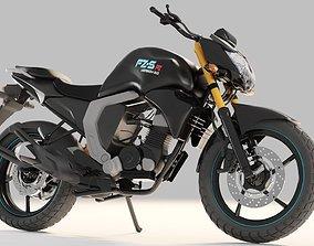 3D Yamaha FzFi V2