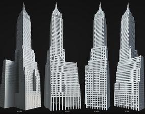 40 Wall Street - The Trump Building -