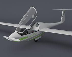 3D Alisport - Silent 2 electro - sailplane - glider - with