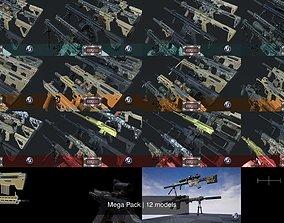 Mega Pack 3D