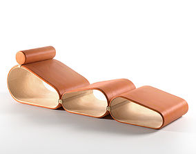 3D Chaise Lounge 02