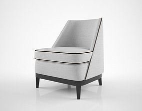 Coco Wolf Justiniano Chair 3D model