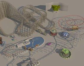 fun 3D Amusement Park