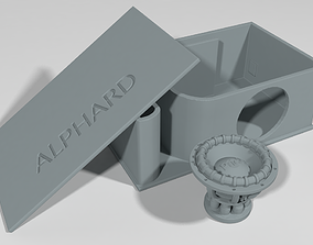 audio-device 3D printable model subwoofer