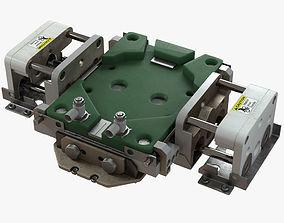 Hi-tech Robotics Mount 3D model