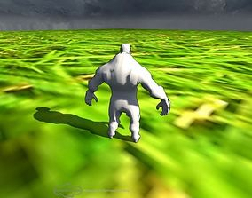 Brute 3D model