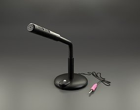 Microphone 3D recording