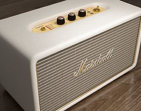 Marshall Stanmore 3D model stanmore