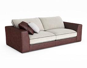 Longhi Alfred Sofa 3D model