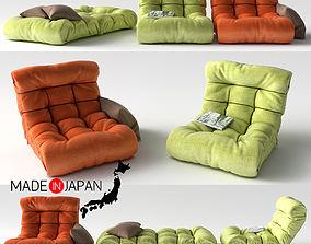 Sofa Piglet Big 3D model