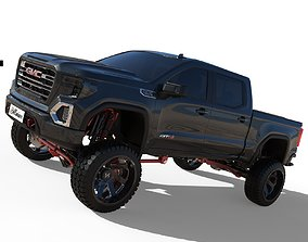 3D printable model 2020 GMC Sierra AT4 Cencal Truck