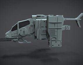 Vx12 Hover Hornet 3D print model