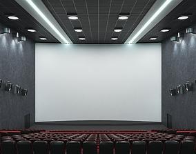 3D Cinema Hall - IMAX