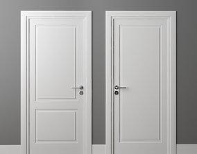 Doors matteucci rigoletto 3D model