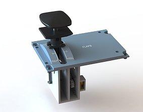 System Flap A320 3D printable model