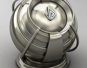 3D VRAY SHADER---METAL---Platinum