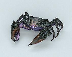 Fantasy Monster Crab 3D asset