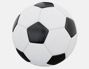 ball Soccer Ball 3D