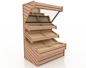 Shelf 3D model 6