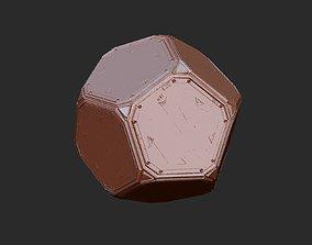 Drop Ball DeeBee Gears of War 3D Model STL File 3D Print
