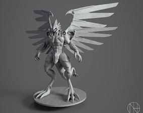 3D print model Yu-Gi-Oh Galaxy-Eyes Prime Photon Dragon