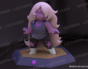 Amethyst- Steven Universe 3D printable model
