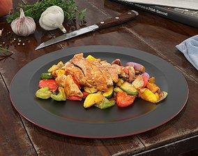 Food 11 AM170 3D model
