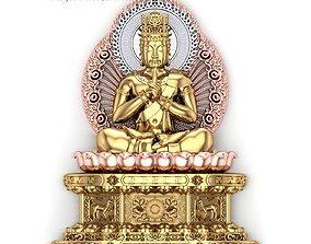 Great Buddha 3D print model