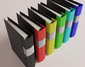 3D model Fork binders