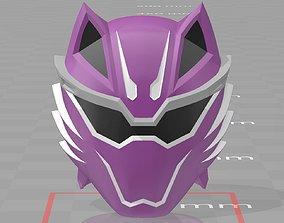 3D print model Juuken Sentai Gekiranger Helmet Power