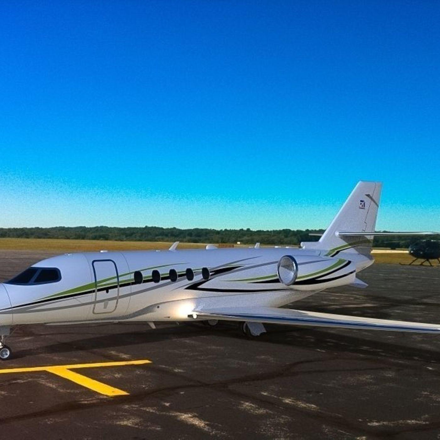 Cessna Citation Latitude - Private Jet