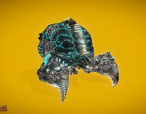 Aliens Ironclad 3D asset