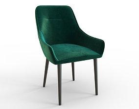 3D Diana stool group seat