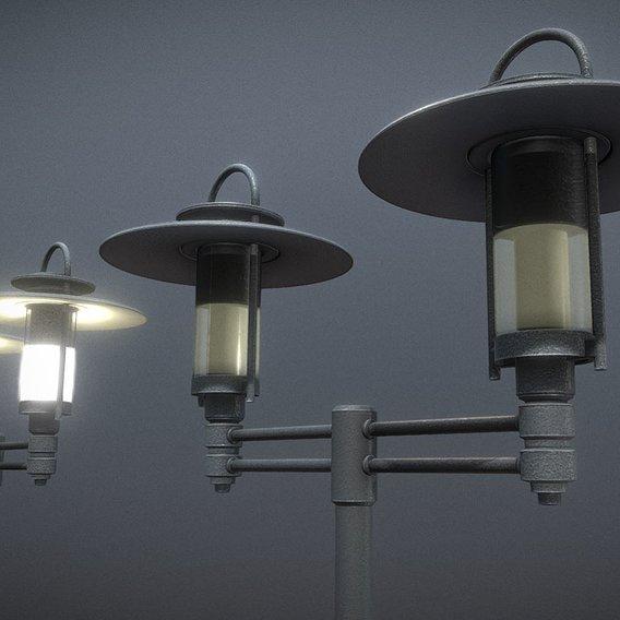 Streetlight (Version 4)