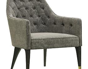 3D model Eichholtz Chair Cyrus