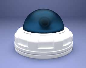 infrared SURVEILLANCE CAMERA 3D model