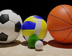 3D Recreational Balls