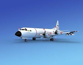 3D Lockheed P-3 Orion US Navy 1