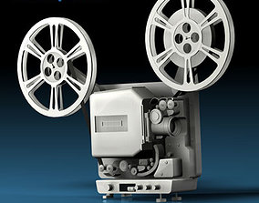 details Projector 3D