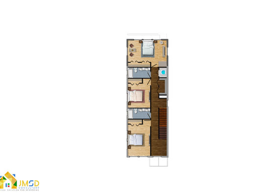 2D HOME FLOOR PLAN RENDERING SERVICES WITH PHOTOSHOP | CGTrader