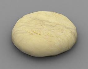 3D model Bread Dough