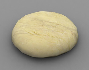 3D model Bread Dough