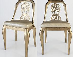 3D model Chair Giusti portos
